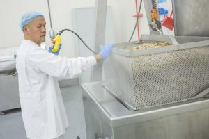 productieproces vleesvervangers