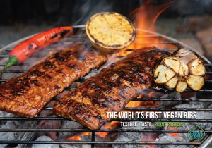 Ojah BV announces the launch of 'The World's First Vegan Ribs'