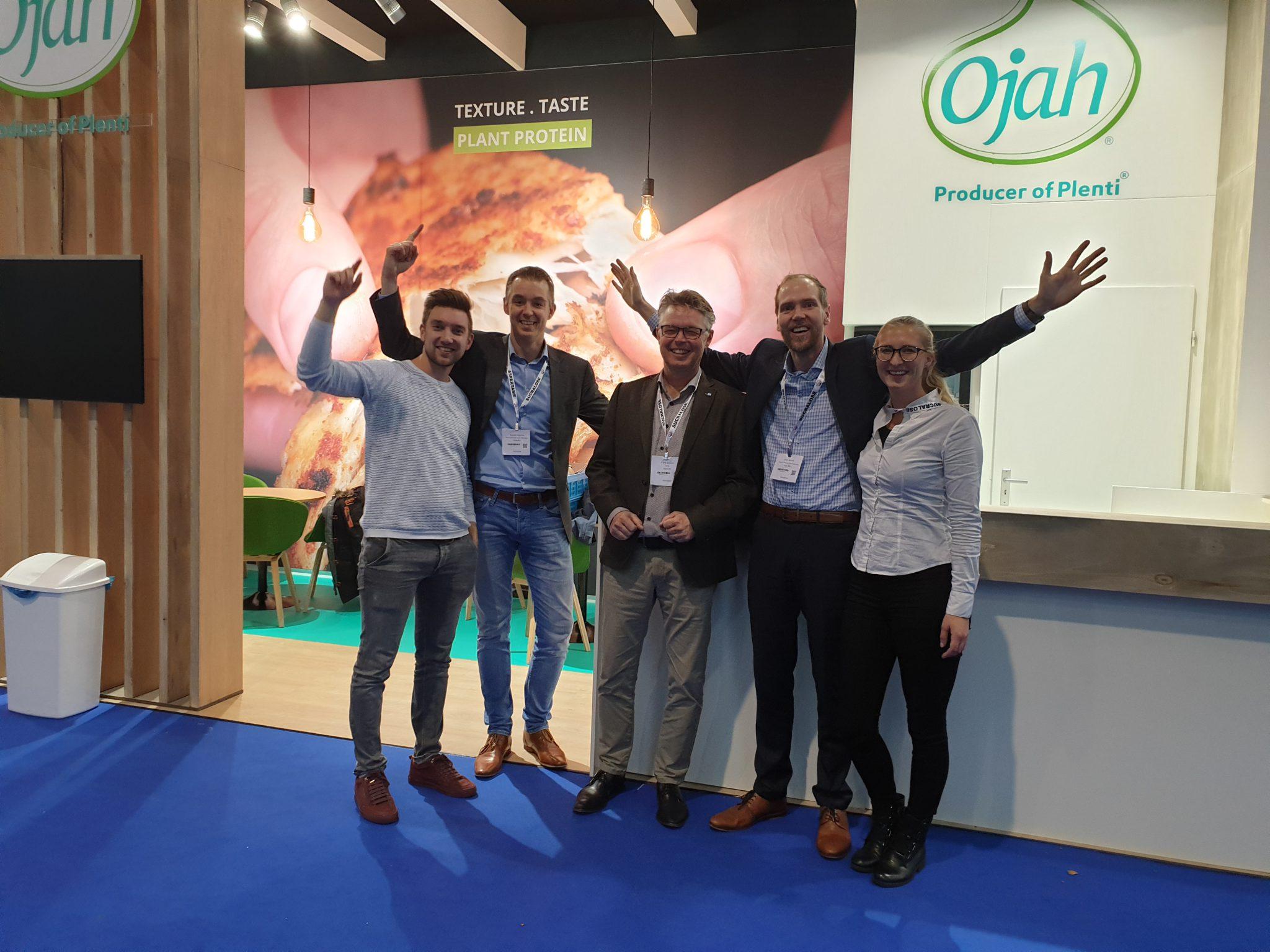 Food Ingredient Fair 2019 Ojah